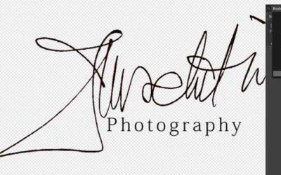Aláírás fotóra