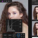 Affinity Photo iPad  – retusálás