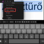 Affinity Photo iPad – betűkészletek telepítése