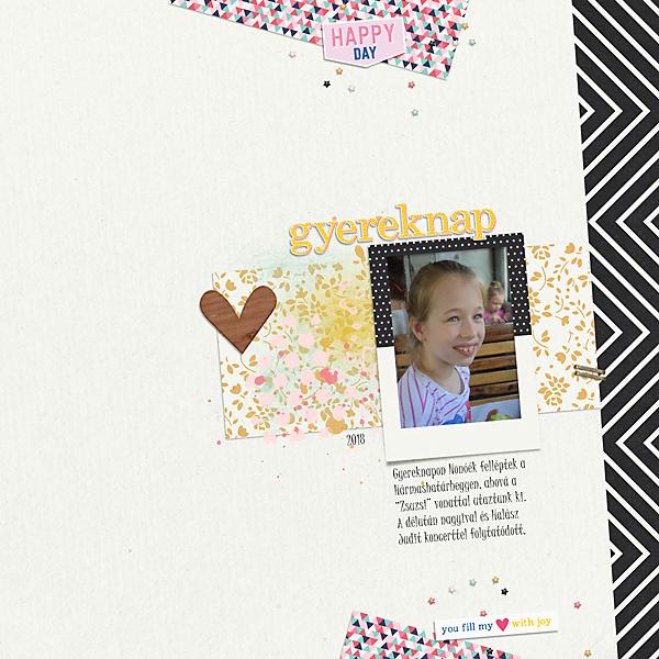 CEWE-Bingó június – gyerekes