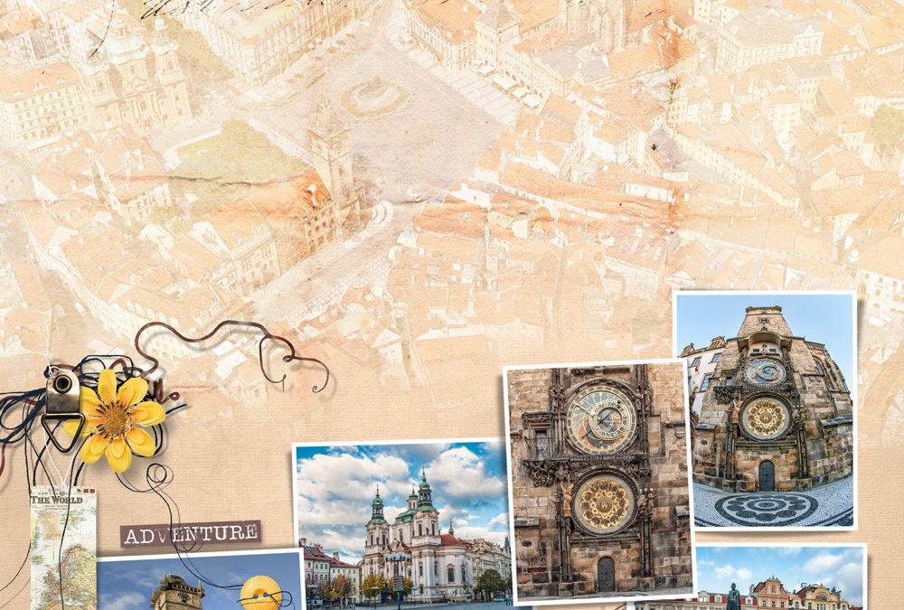 Google térkép a fotókönyvben