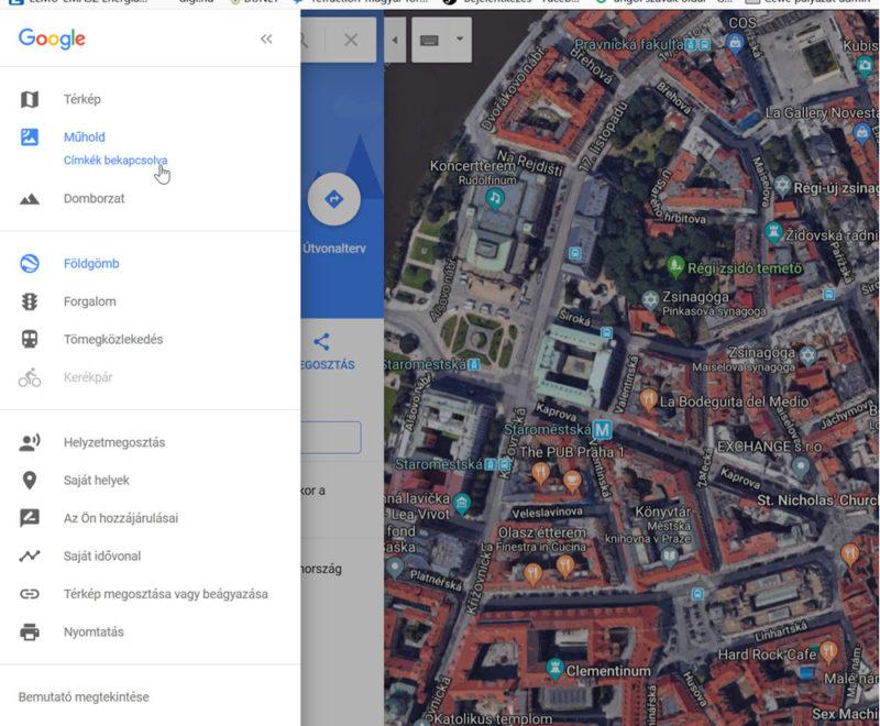 Google Terkep A Fotokonyvben Halado Cewe Fotokonyv