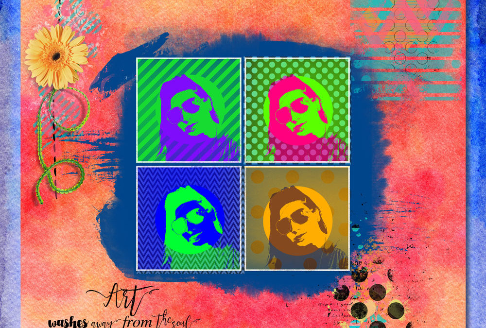Affinity Photo – műalkotás