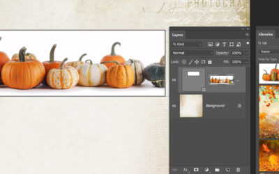 Photoshop – Frame Tool