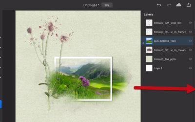 Photoshop iPad-on