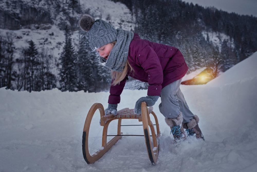téli fotó