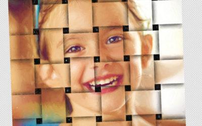 Fonott kép Photoshop-ban