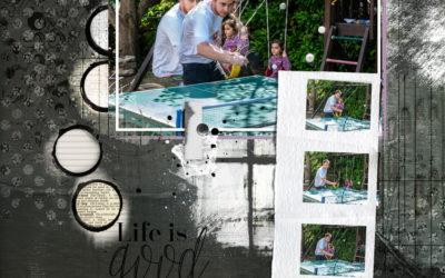 Affinity Photo – stack