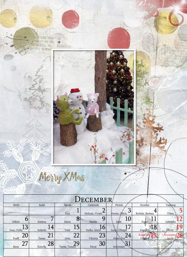 naptár