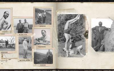 Polaroid keret